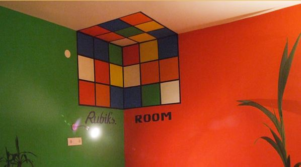 rubik room backpack hostel budapest