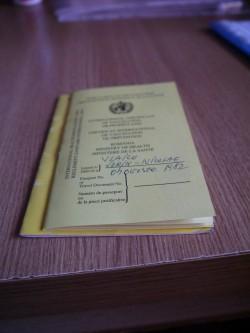 yellowfever notebook