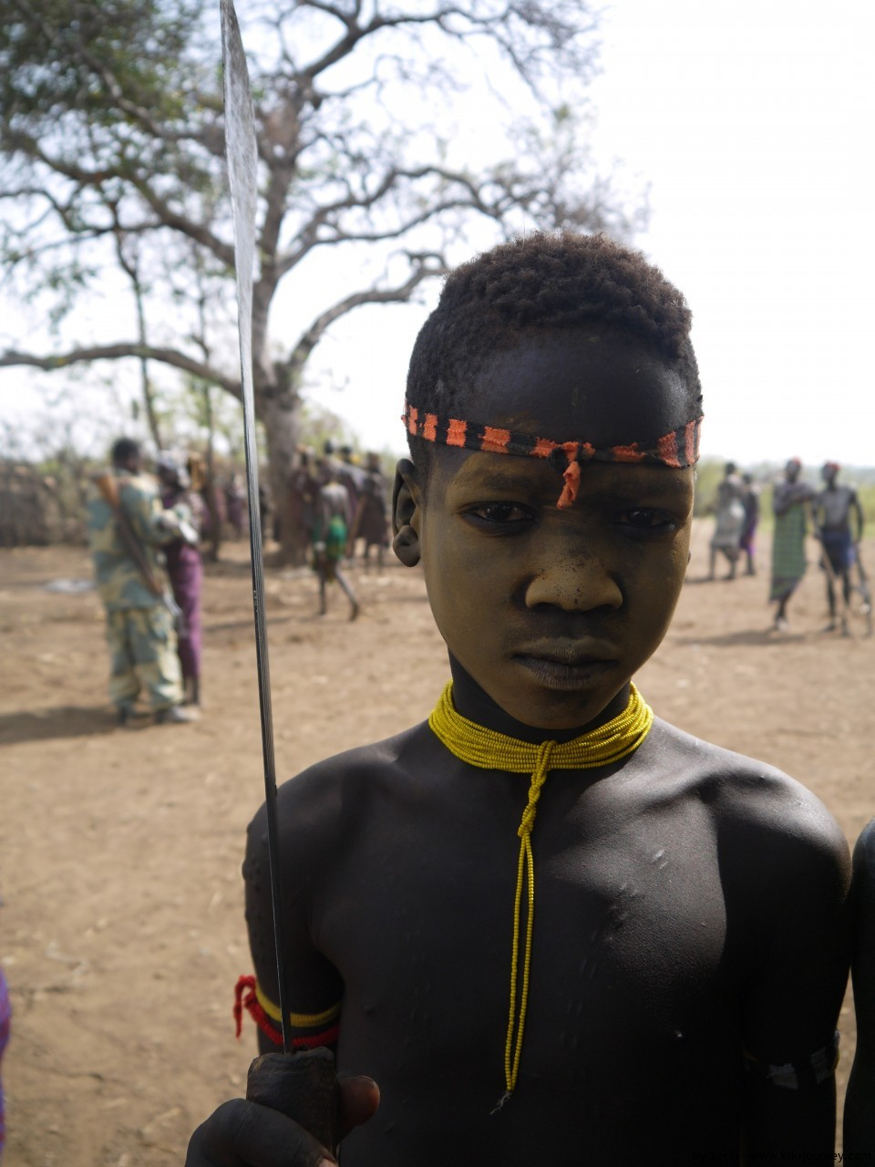 Africa, Ethiopia, Omo River Valley, South Omo, Hamer Tribe