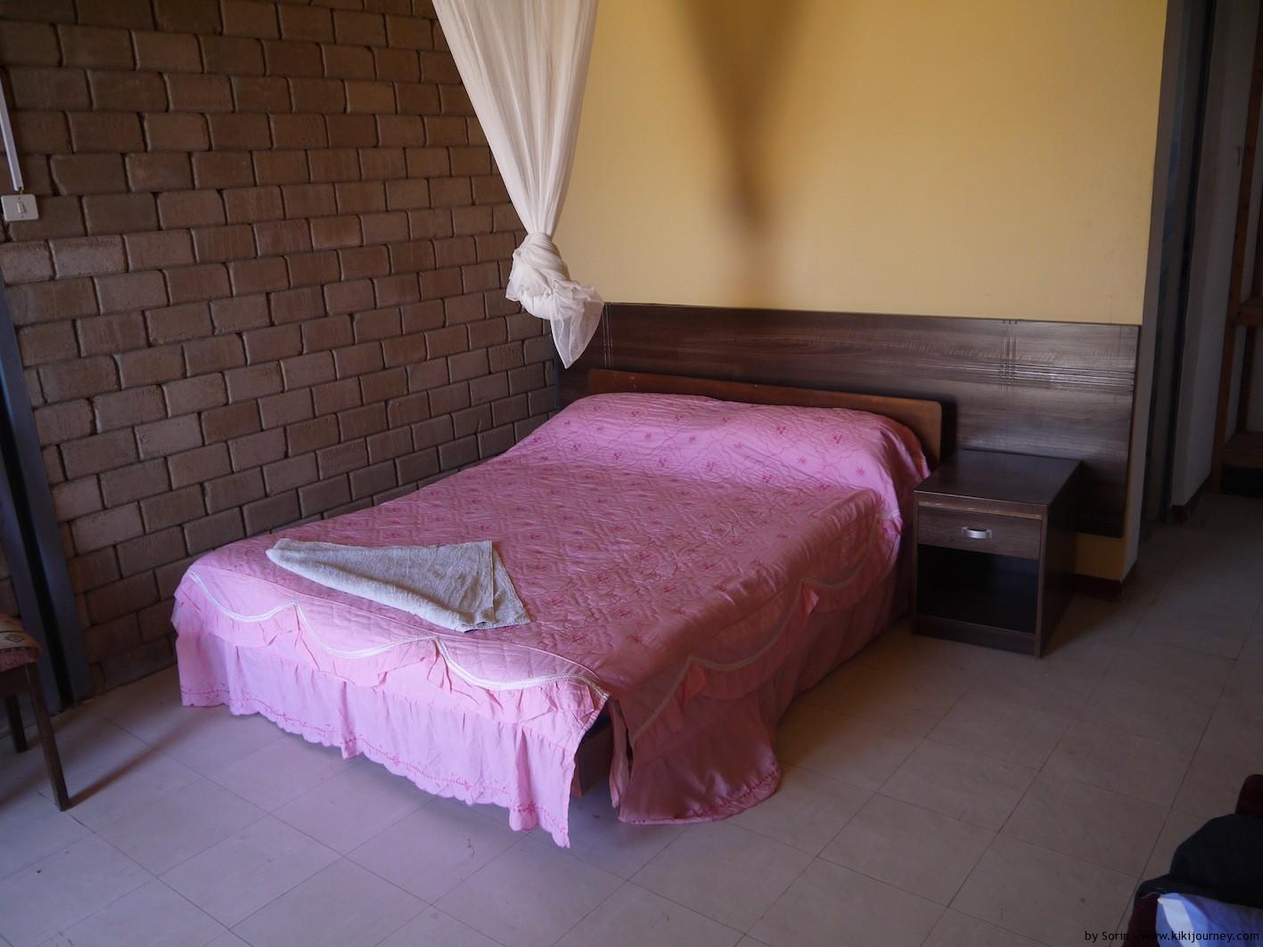 Langano Resort Hotel Room