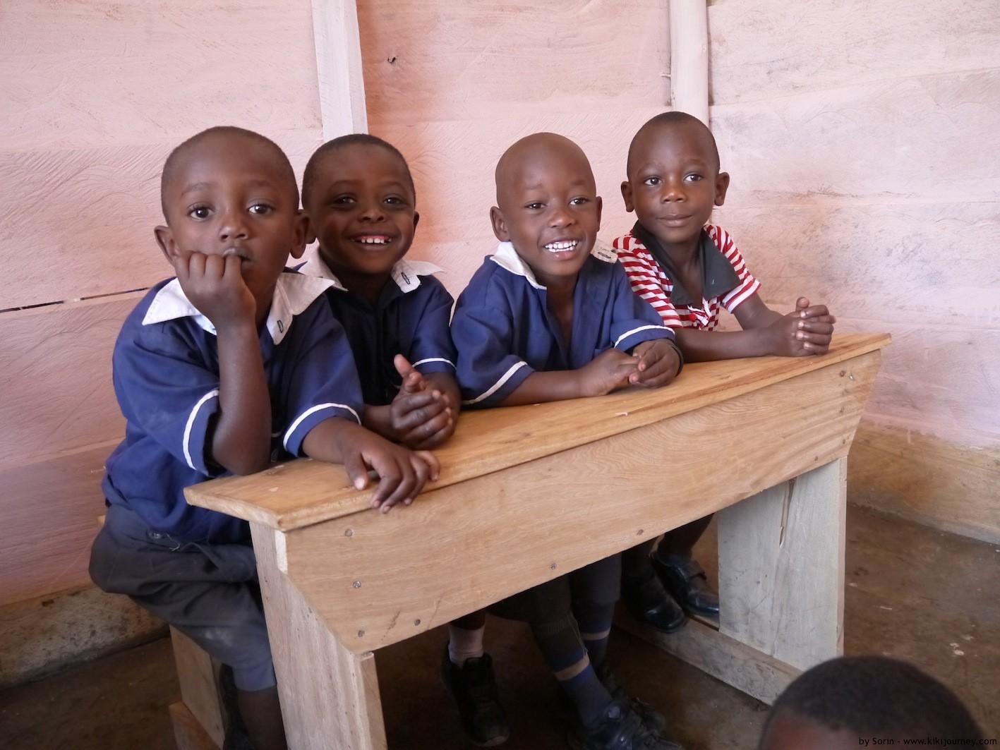 Ugandans Children