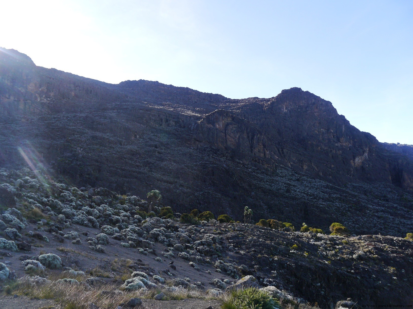 Baracco Wall Kilimanjaro