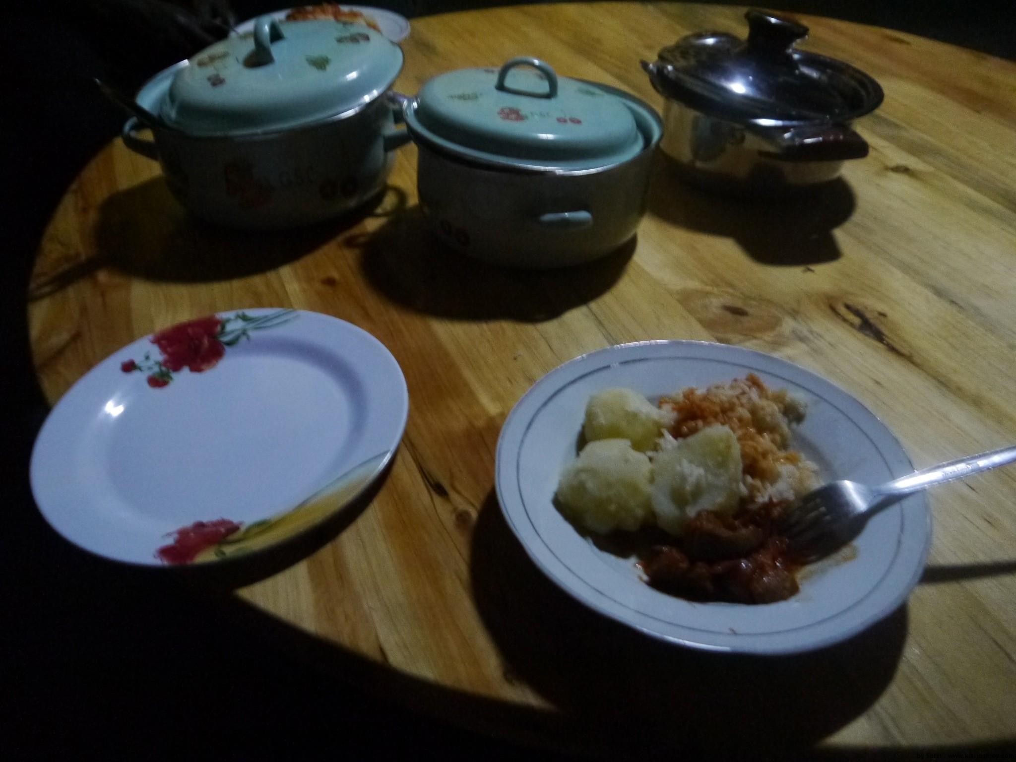Rwandese Food