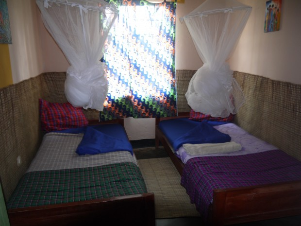 Red Rocks Rwanda Rooms