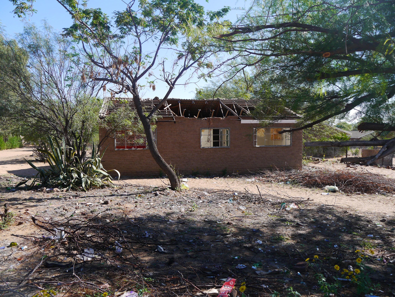 Ruined House Pomfret