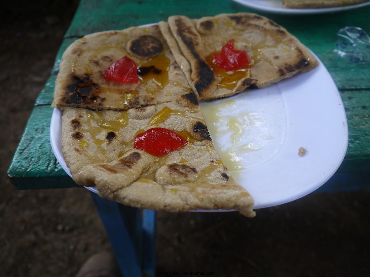 Strawberry Fields Eco Lodge pancake