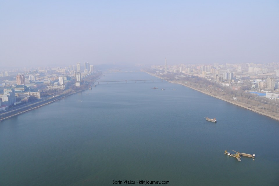 Yanggakdo Hotel Pyongyang  - Room view