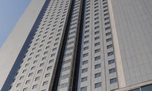 Yanggakdo Hotel Pyongyang