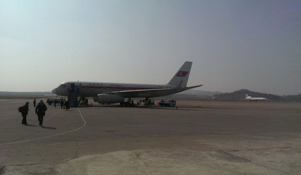Air Koryo - Tupolev Tu-204