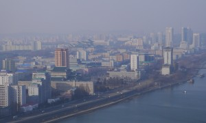 North Korea - Pyongyang View