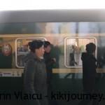 North Korea - Pyongyang Train Station