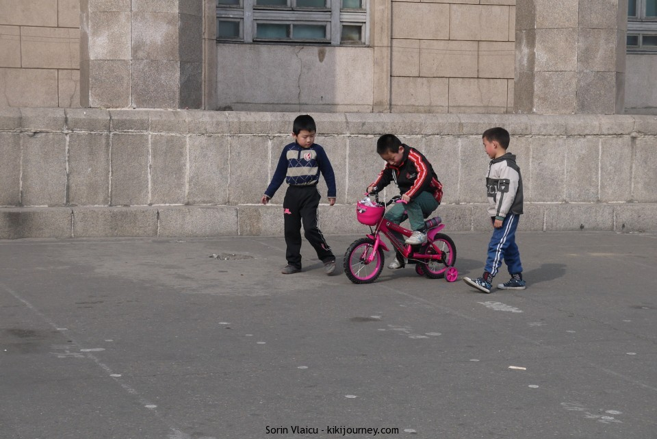 North Korea Kids