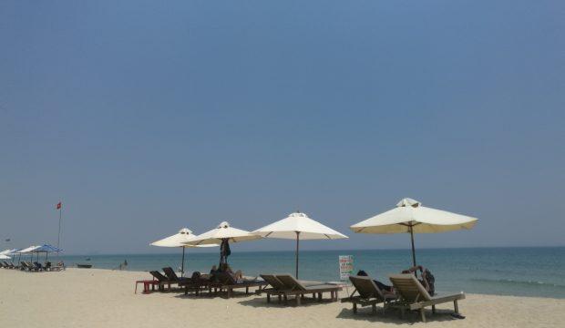 Vietnam beach