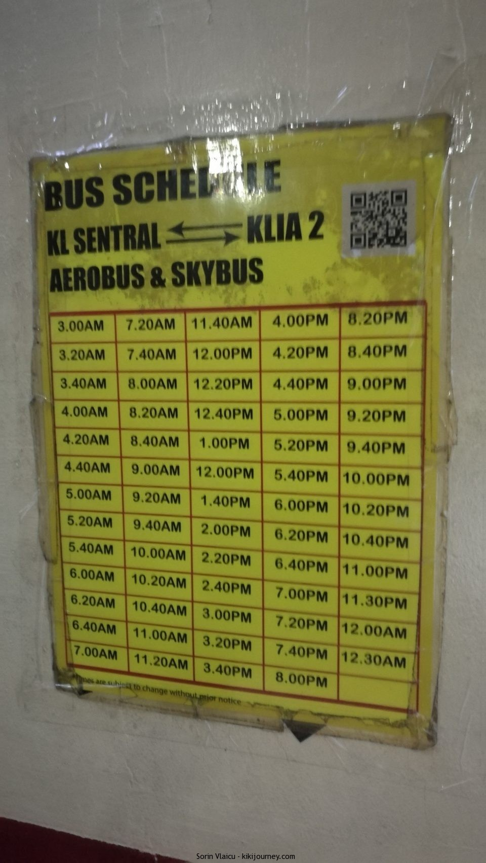Getting From Klia2 Airport To Kuala Lumpur Complete