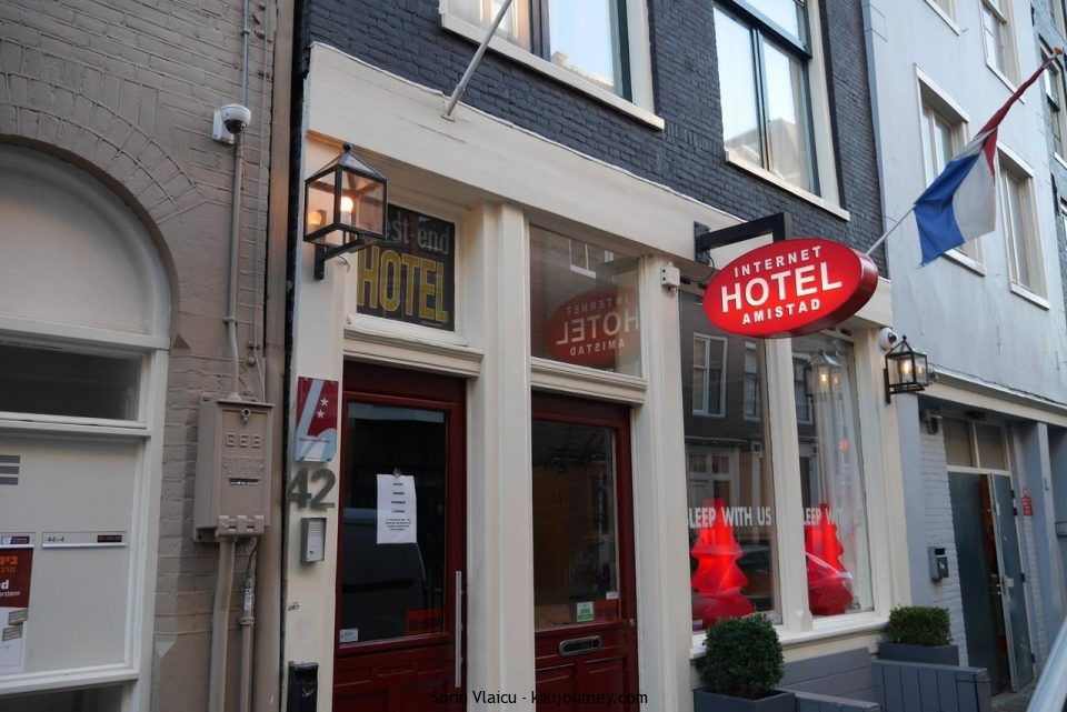 Gay Friendly Hotel Amsterdam