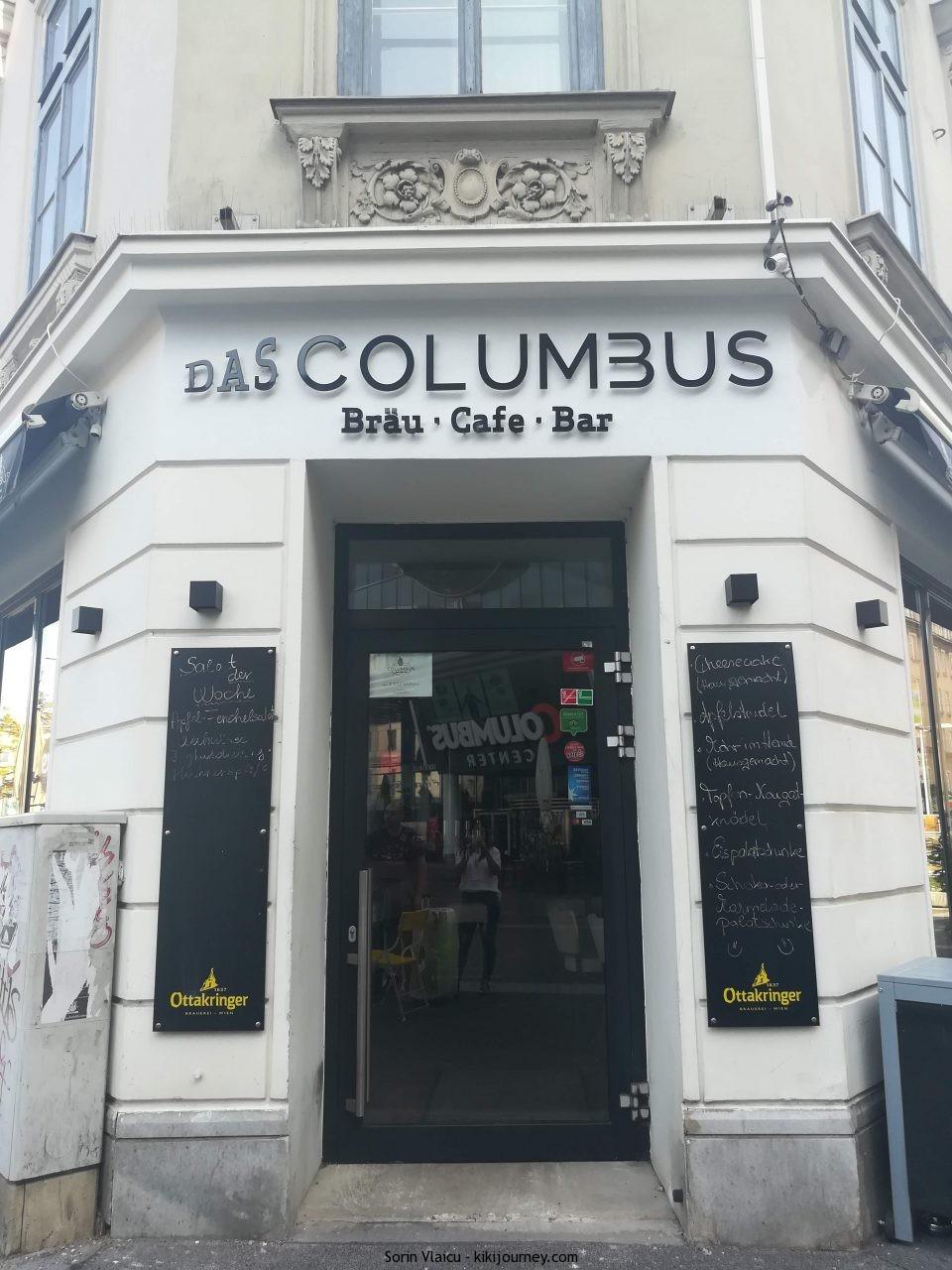 Das Columbus Cafe