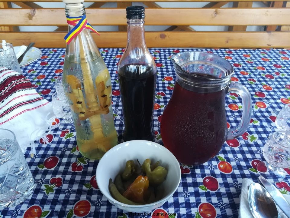 Romanian Traditional Drink