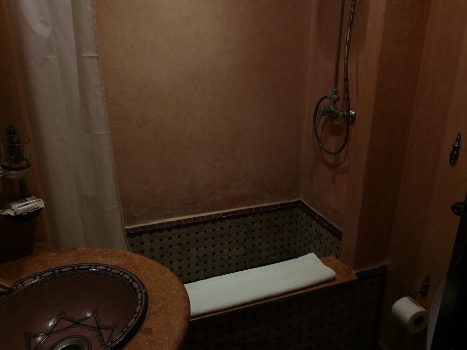 Bathroom Medina Fes