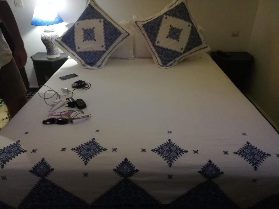Dar Fes Medina Bed