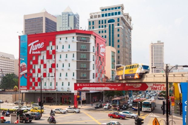 kl tune hotels