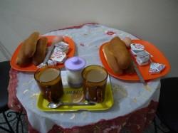 Breakfast Brother Hostel