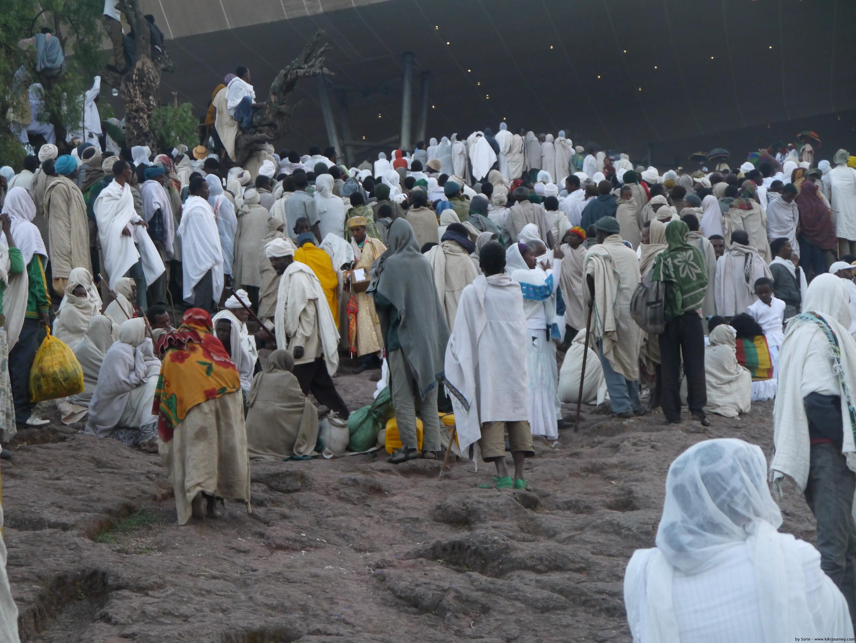 Lalibela Pilgrims
