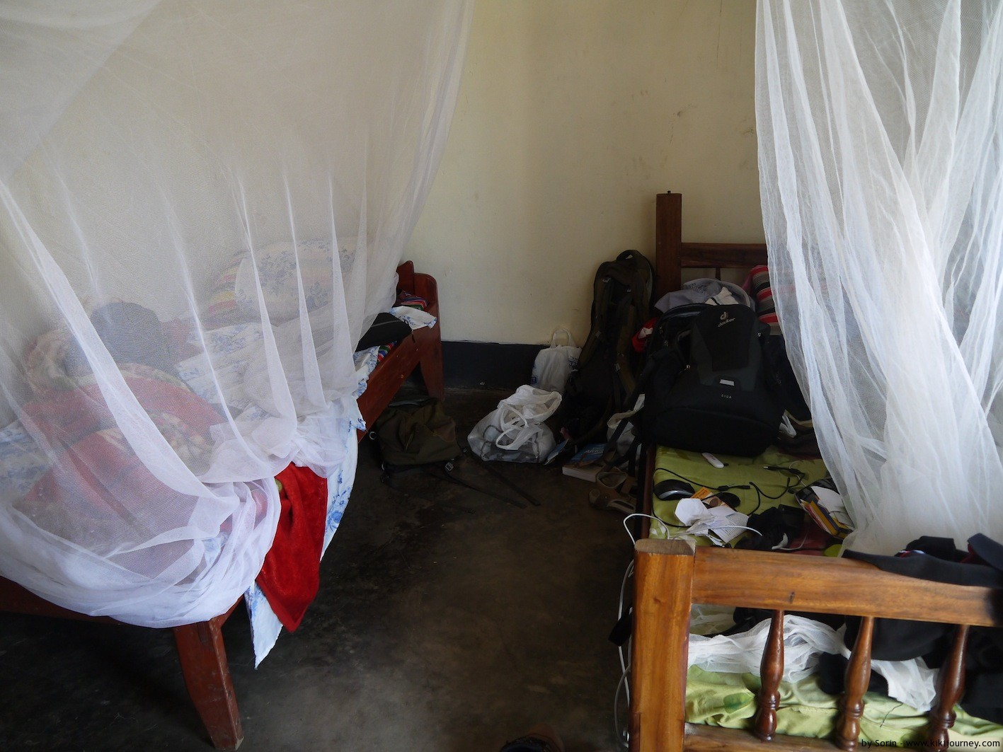 Volunteer Room at Ibonde guesthouse