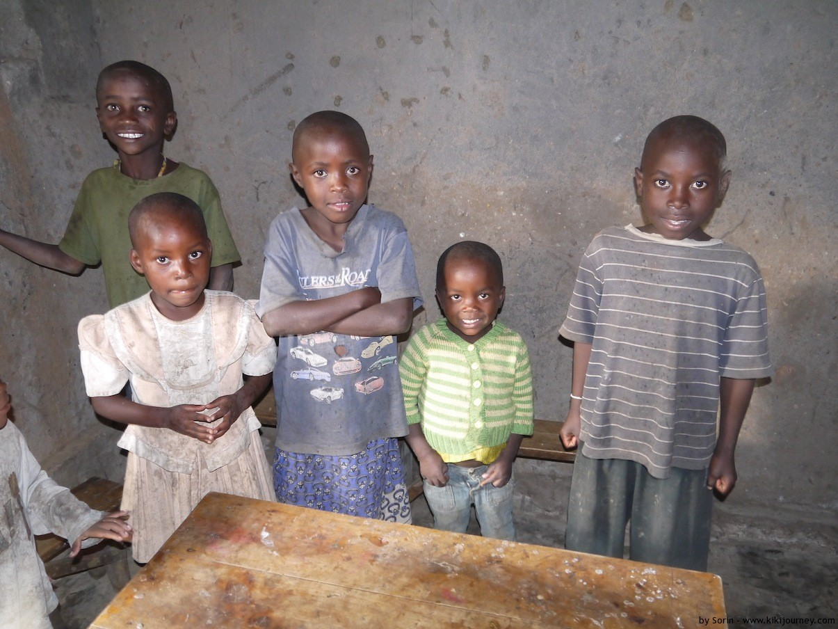 Rwandese Children