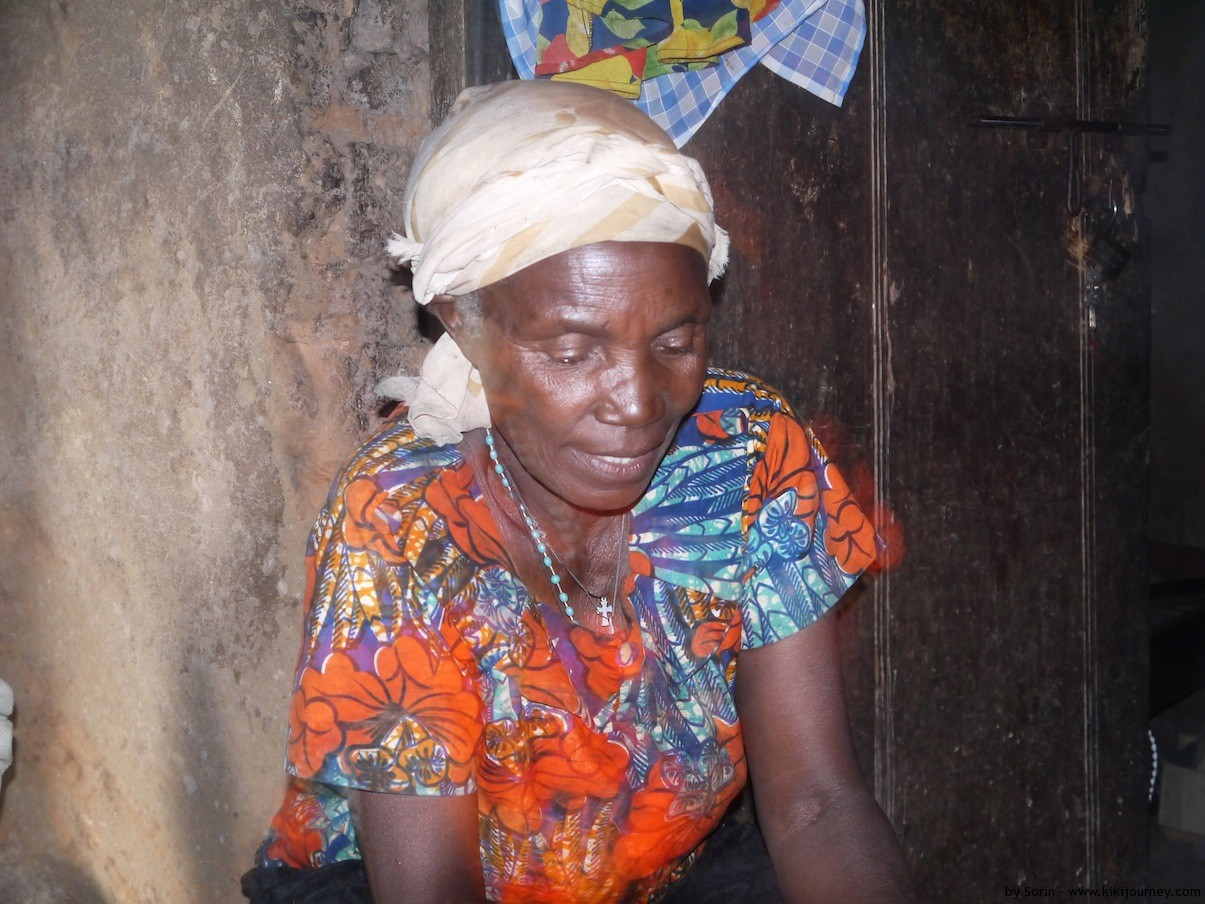 Rwanda Home stay - women