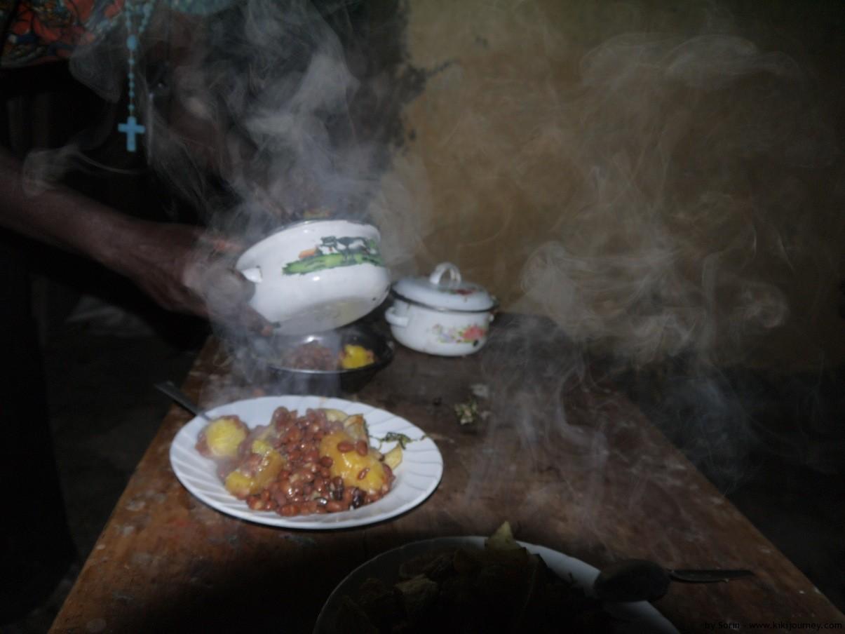 Rwandese Meal