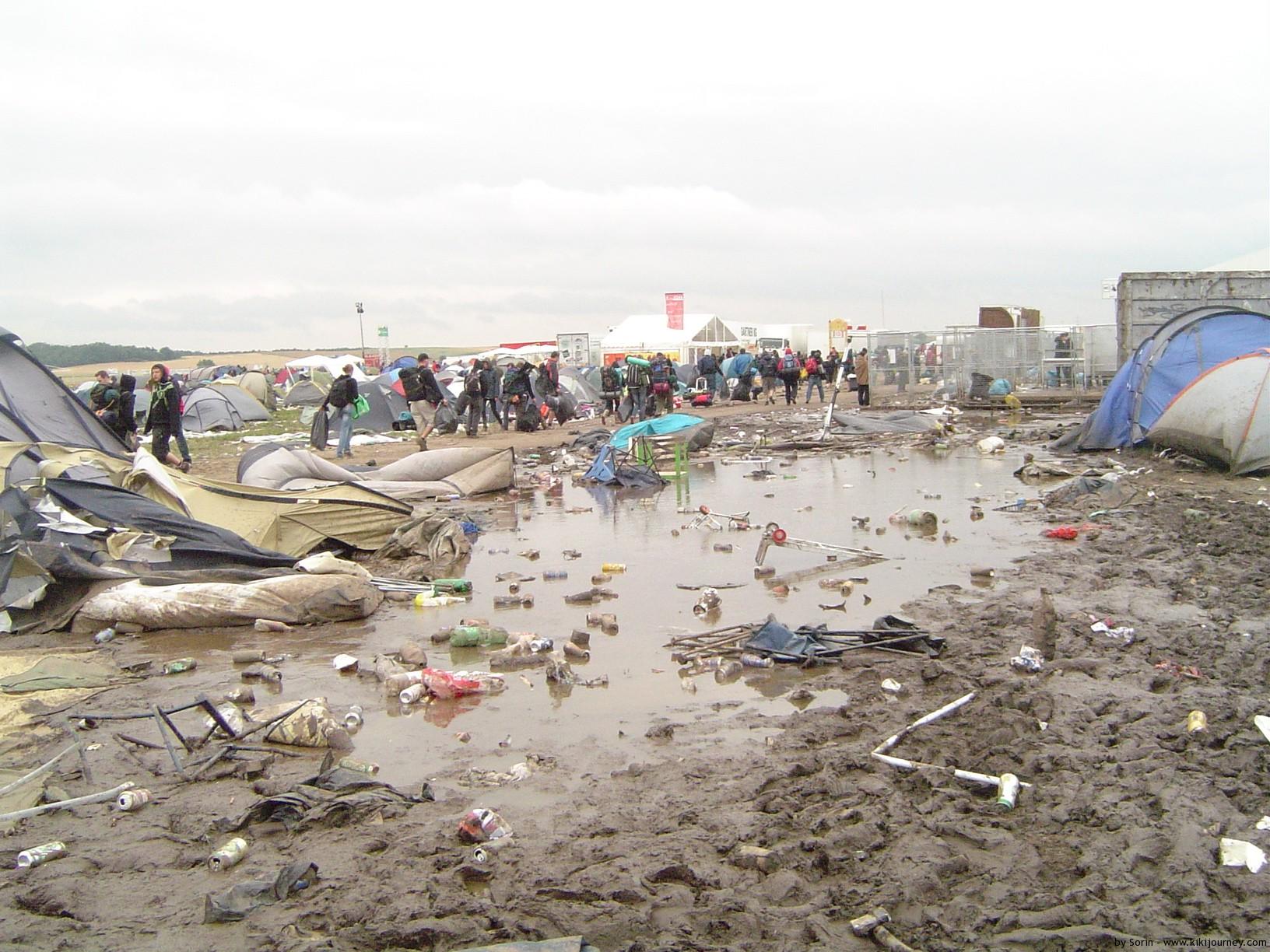 Nova Rock Festival - The Mud