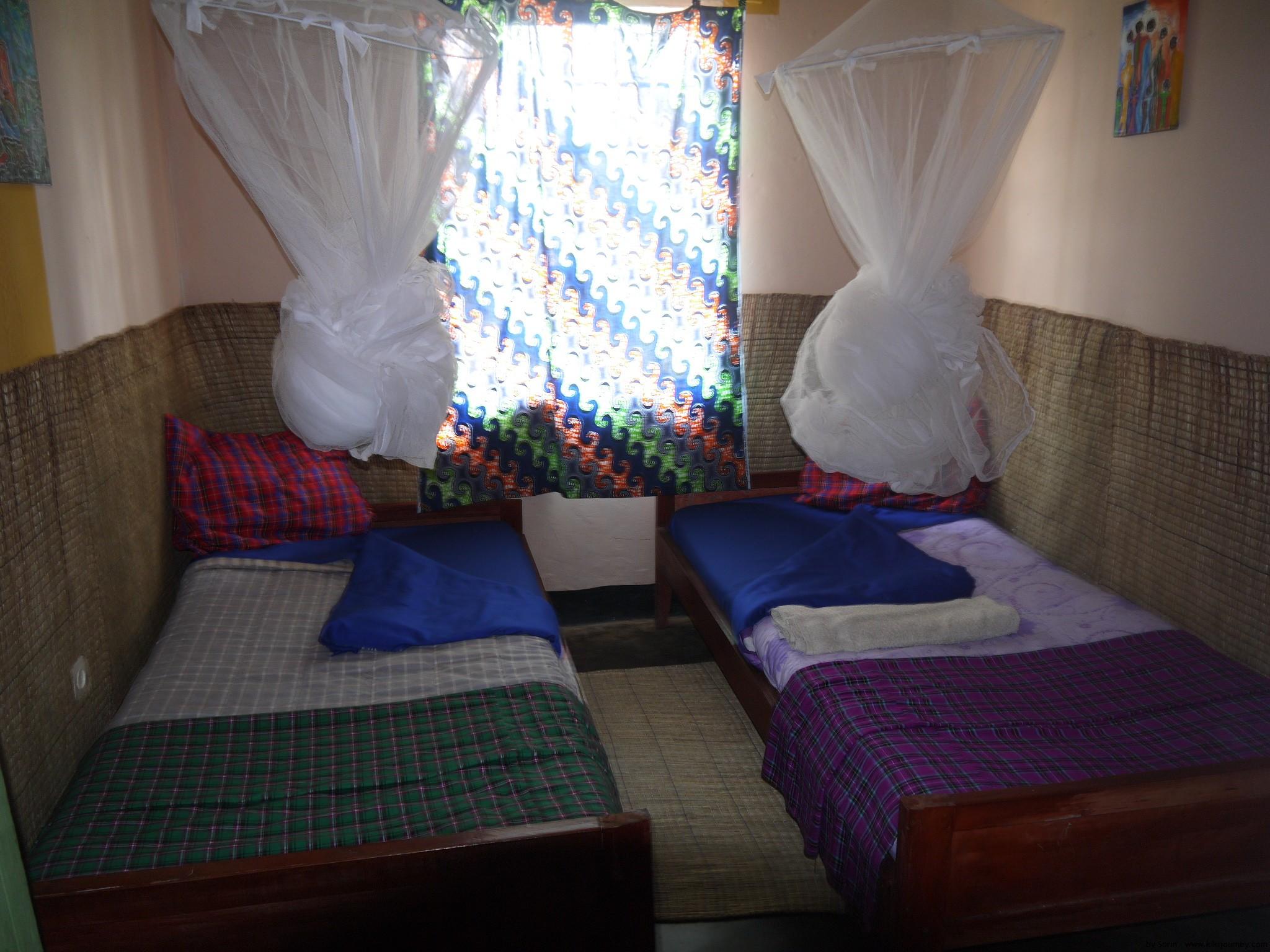 Red Rocks Rwanda Rooms