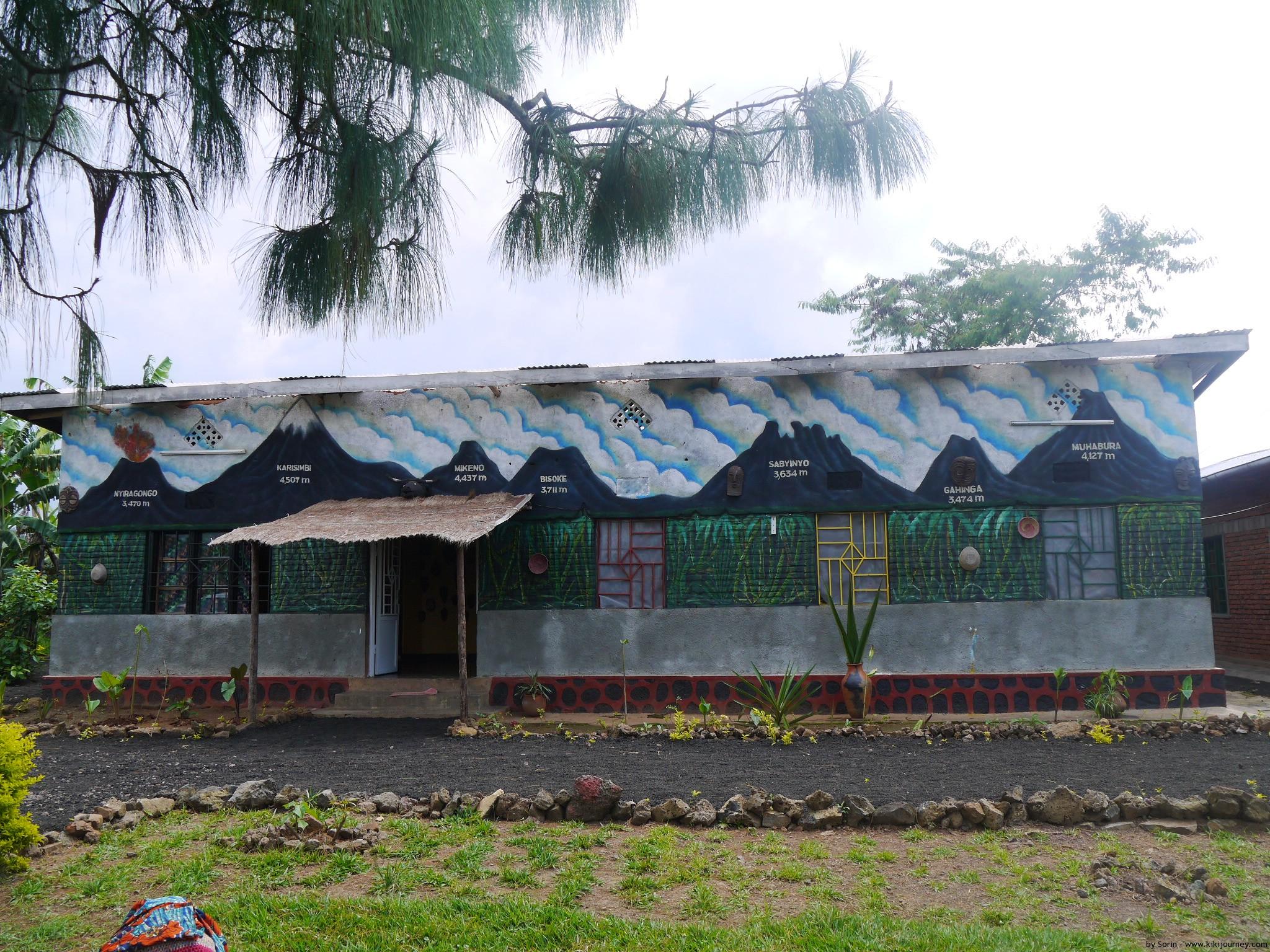 Red Rocks Hostel Rwanda Musenze