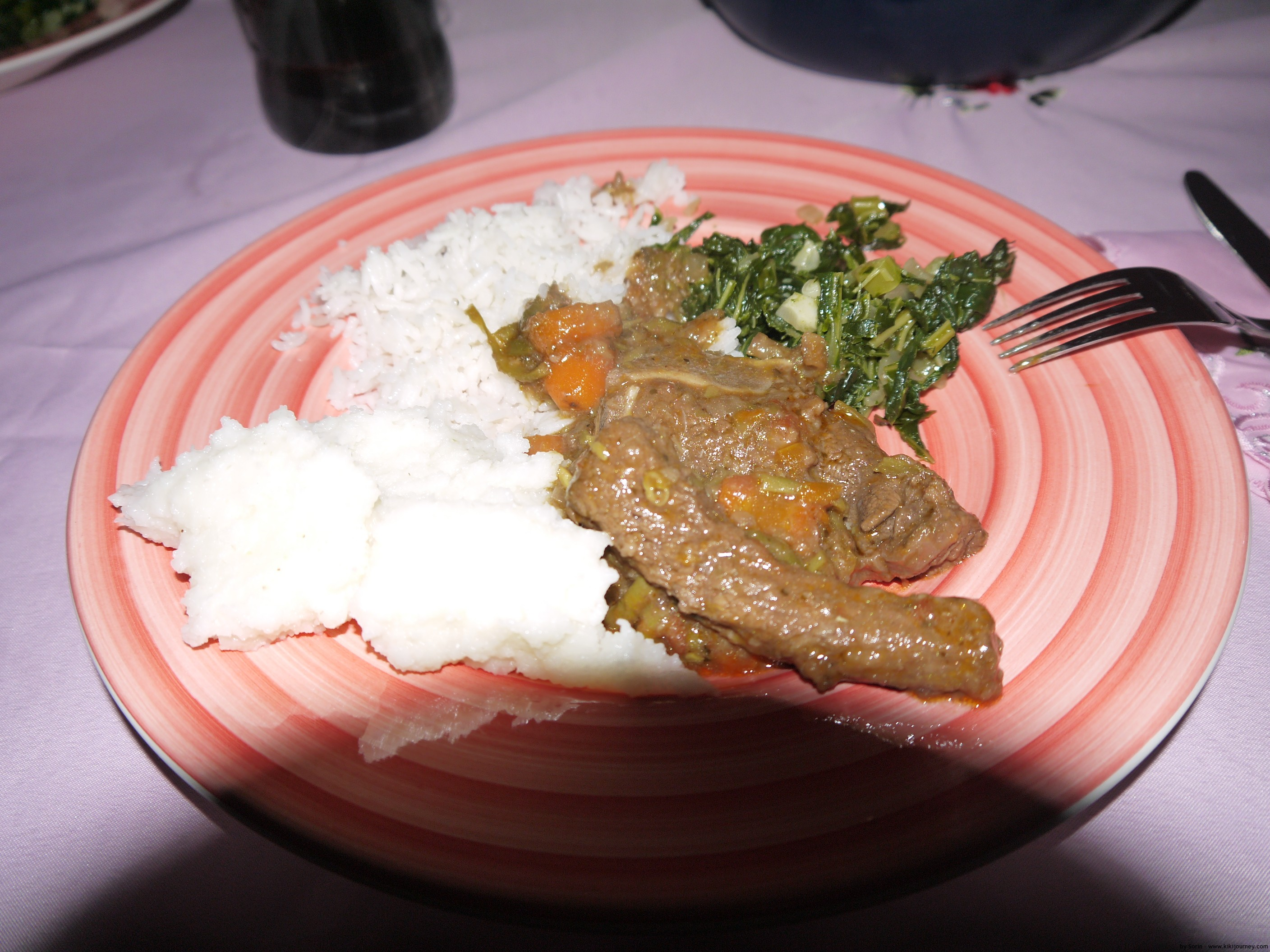 Portugese Dish Africa