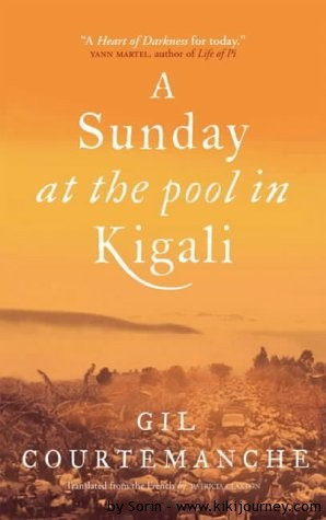 Travel reading: A Sunday at the pool in Kigali