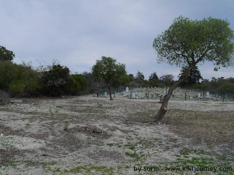 The Cemetery Robben Island