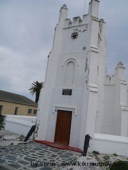 The Irish Church Robben Island