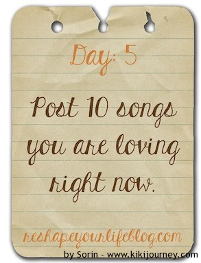 day-05 top 10 songs