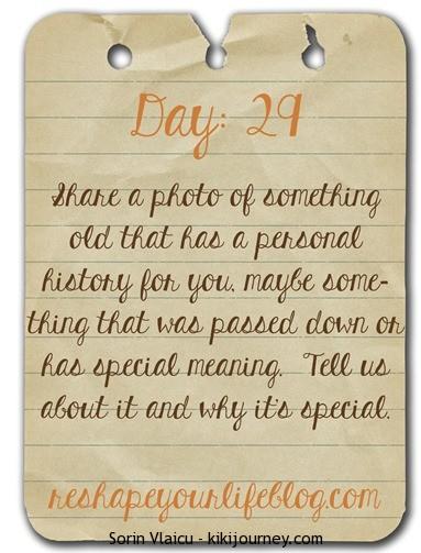 31 Days of Blogging Challenge: Day 29