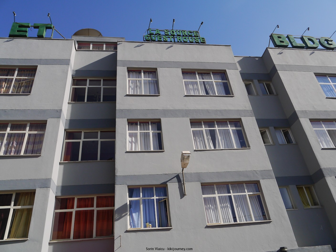 La Source Guest House Addis Ababa | Ethiopia | Review