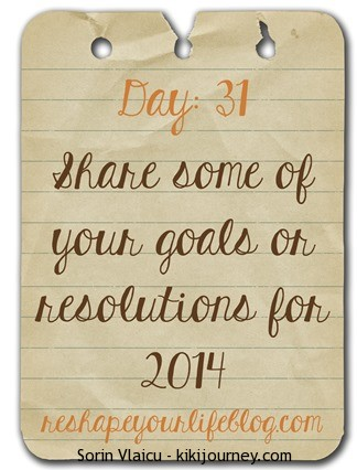 31 Days of Blogging Challenge: Day 31 (The End!)