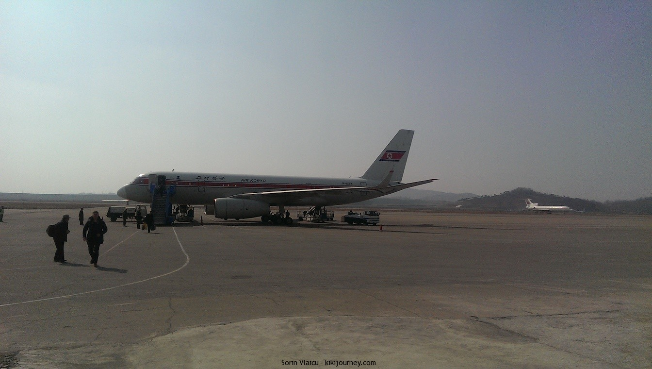 Flying into North Korea – Air Koryo  Airline Review
