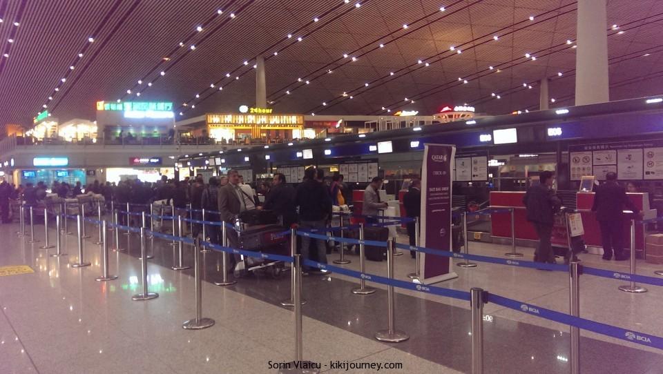 Qatar Check in