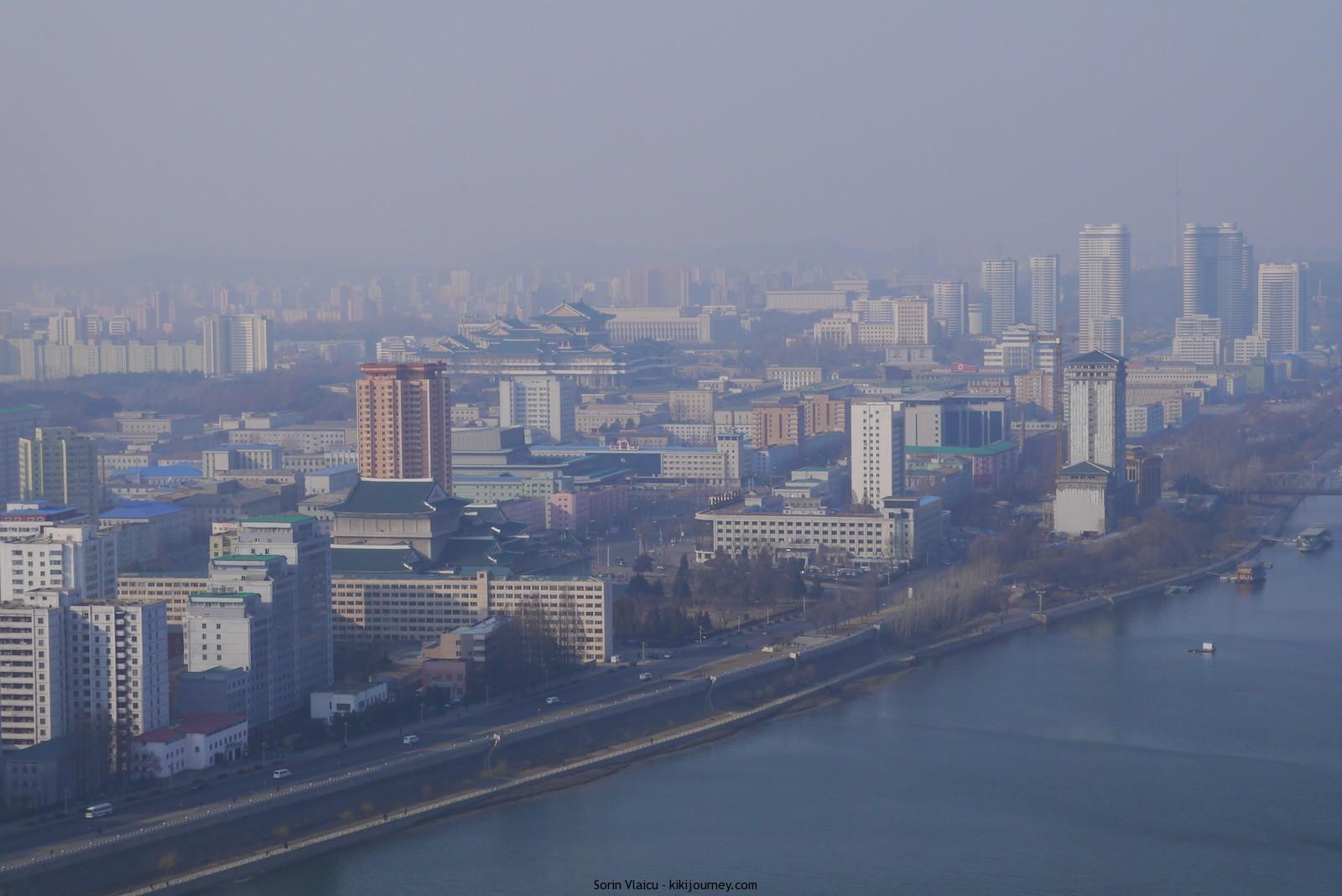 North Korea Travel Trip: Day 1: Truman Show