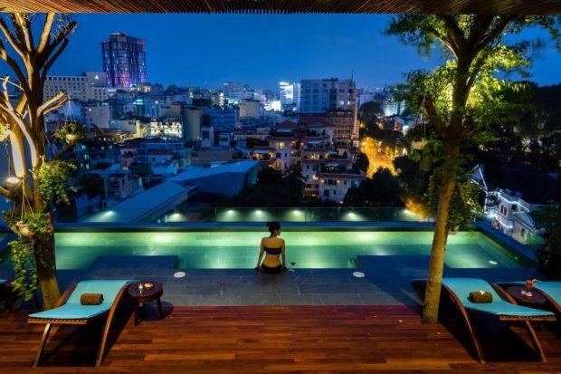 Silverland Yen Hotel Saigon