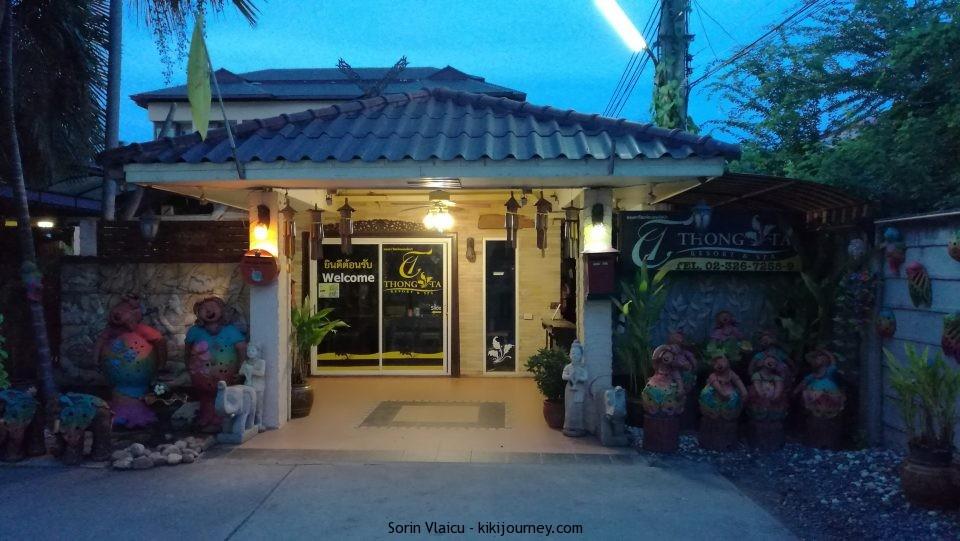 Spa at Thong Ta Resort Suvarnabhumi