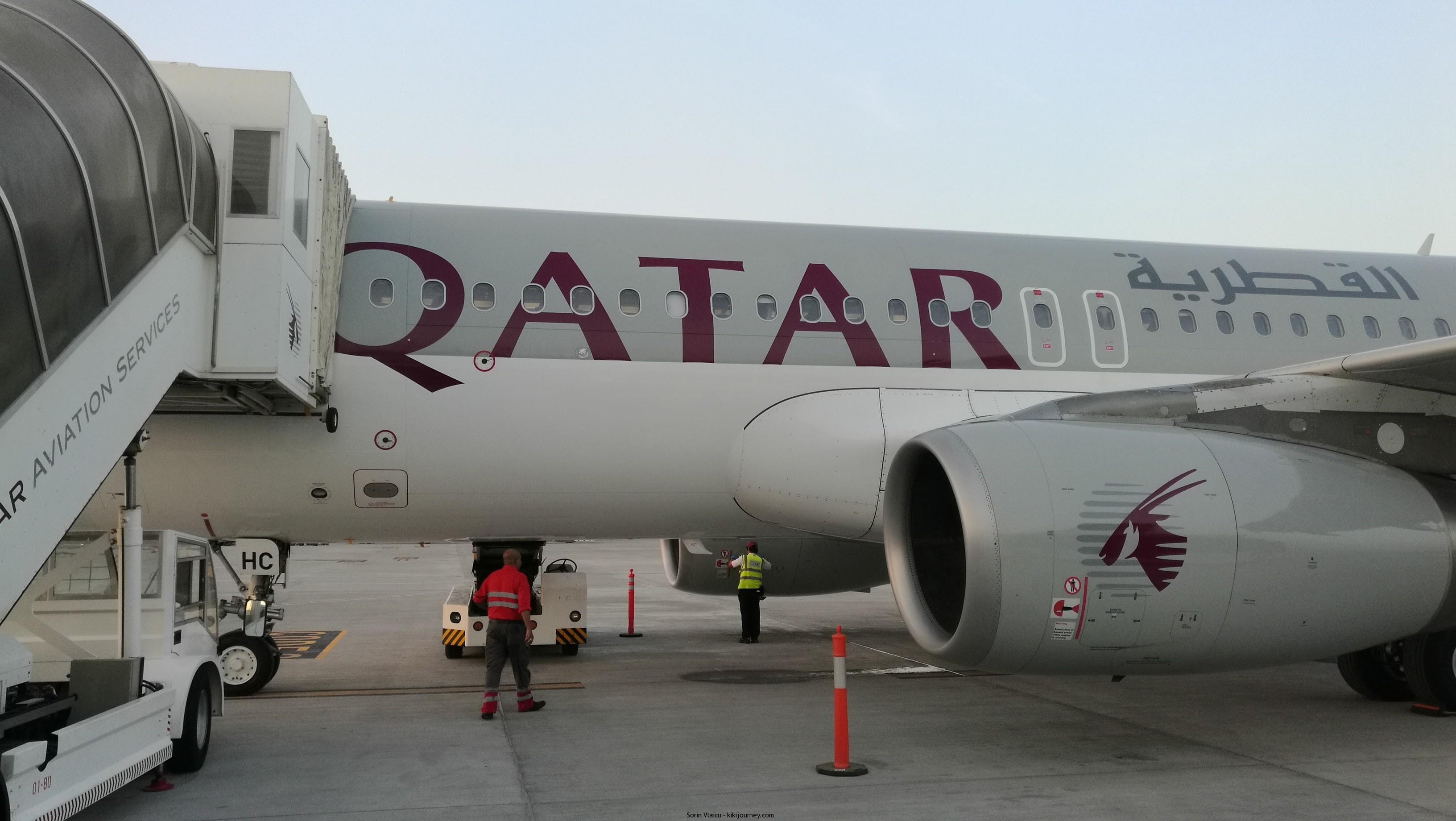 Qatar Airways Miles Promo: 500.000 QMiles | Doha Flights