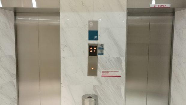 Elevator-City-Comfort-Hotel-Bukit-Bintang
