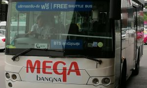 IKEA Shuttle Bus Bangkok