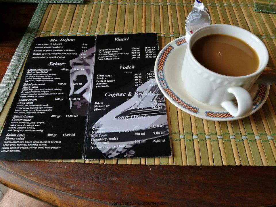 Breakfast Citadela Sighisoara